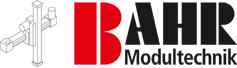 Logo Bahr Modultechnik